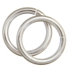 Jump Ring 20mm - Thick 2.6mm Silver